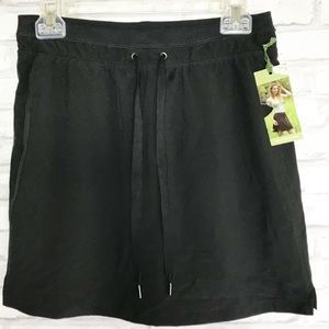 GreenTea Black Active Women Skort size S